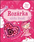 Rozárka ráda kreslí (25 malých růžových gum!) - obálka