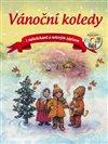 Obálka knihy Vánoční koledy s nahrávkami a notovým zápisem