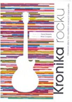 Obálka titulu Kronika rocku