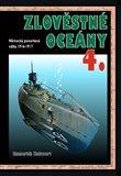 Zlověstné oceány 4 (Německá ponorková válka 1916-1917) - obálka