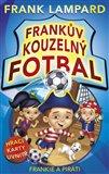 Frankův kouzelný fotbal (Frankie a piráti) - obálka