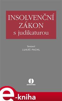Obálka titulu Insolvenční zákon s judikaturou