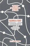 Slovo a text v historickém kontextu   (Perspektivy historickosémantické analýzy jazyka) - obálka