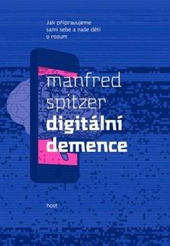 Obálka titulu Digitální demence