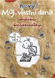 Můj (nový) vlastní deník malého poseroutky - obálka