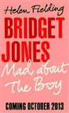 Bridget Jones: Mad about the boy - obálka