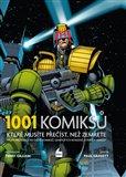 1001 komiksů, které musíte přečíst, než zemřete (velký průvodce po světě komiksů, grafických románů, stripů a mangy) - obálka