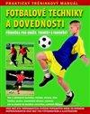 Obálka knihy Fotbalové techniky a dovednosti