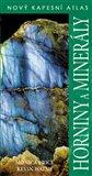 Horniny a minerály (Nový kapesní atlas) - obálka