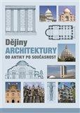 Dějiny architektury (Od antiky po současnost) - obálka