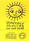 Usměvavý sluníčka na rok 2014 - obálka