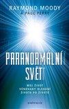Paranormální svět - obálka