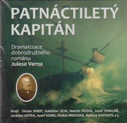 Patnáctiletý kapitán, CD - Jules Verne, Václav Knopp