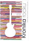 Kronika rocku (s předmluvou od Alice Coopera) - obálka