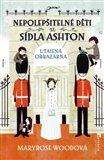 Nepolepšitelné děti ze sídla Ashton- Utajená obrazárna (Kniha, vázaná) - obálka