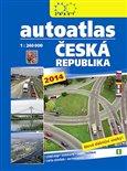 Autoatlas ČR - obálka
