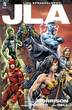 JLA 2 – Liga spravedlnosti - Grant Morrison, Howard Porter