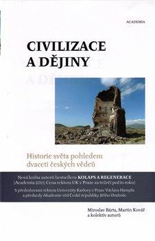 Obálka titulu Civilizace a dějiny