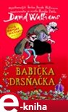 Babička drsňačka (Elektronická kniha) - obálka