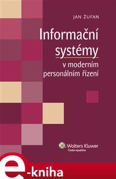 Obálka titulu Informační systémy v moderním personálním řízení