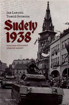 Obálka titulu Sudety 1938