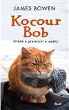 Kocour Bob (Příběh o přátelství a naději) - obálka
