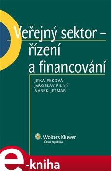 Obálka titulu Veřejný sektor - řízení a financování