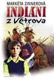 Indiáni z Větrova - obálka