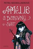 Amélie a barevný svět - obálka