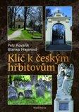 Klíč k českým  hřbitovům - obálka
