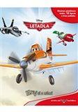 Letadla - Filmový příběh - obálka
