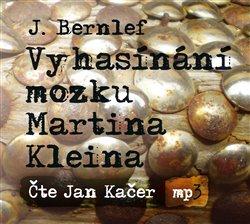 Vyhasínání mozku Martina Kleina, CD - J. Bernlef