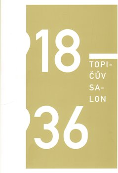 Obálka titulu Topičův salon 1918 – 1936