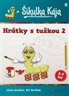 Obálka knihy Šikulka Kája – Hrátky s tužkou 2