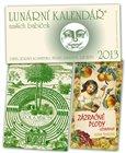 Lunární kalendář 2014 + Zázračná zelenina + Sedmý rok s Měsícem - obálka
