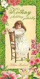 Květiny z babiččiny zahrádky - obálka