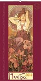 Alfons Mucha 2014 - nástěnný kalendář - obálka