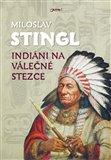 Indiáni na válečné stezce - obálka