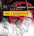 Emil a detektivové - obálka
