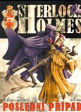 Sherlock Holmes – Poslední případ - obálka
