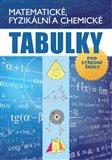 Matematické, fyzikální a chemické tabulky - obálka