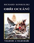 Obři oceánů (Velryby a velrybáři) - obálka