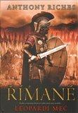 Římané: Leopardí meč - obálka