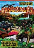 Dinosauři - vyrobím si sám (8 modelů ke složení bez lepidla a nůžek) - obálka