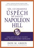 Vše, co znamená úspěch, mě naučil Napoleon Hill - obálka