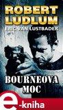 Bourneova moc - obálka
