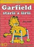 Garfield 40: Starší a širší - obálka