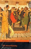 The Great Gatsby (CD audio Pack) - obálka