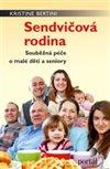 Obálka knihy Sendvičová rodina