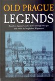 Old Prague Legends (Kniha, vázaná) - obálka